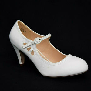 Chase & Chloe Kimmy-21 Mary Jane Pumps 10